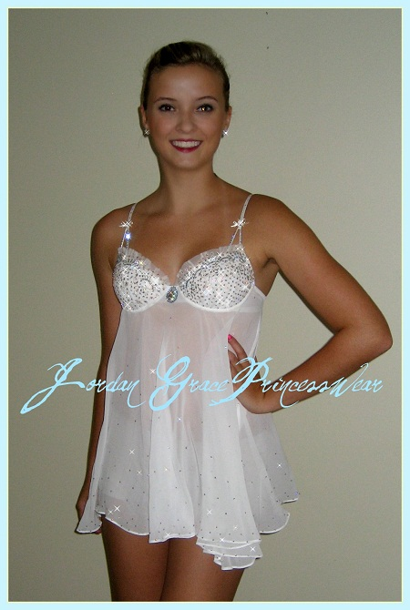 &quot;Frost&quot;-Jordan Grace Princesswear custom dance costumes