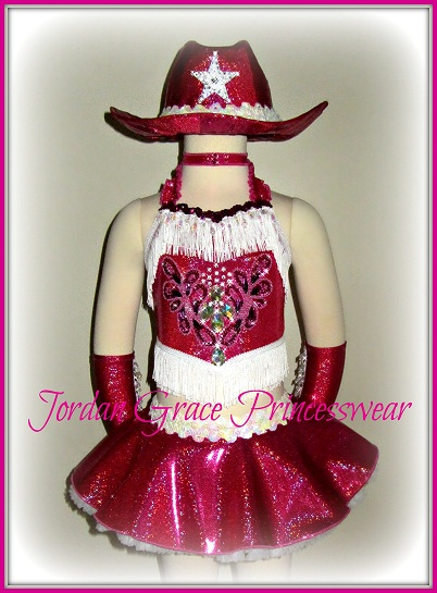 Pageant Wear 047-Jordan Grace Princesswear custom pageant wear