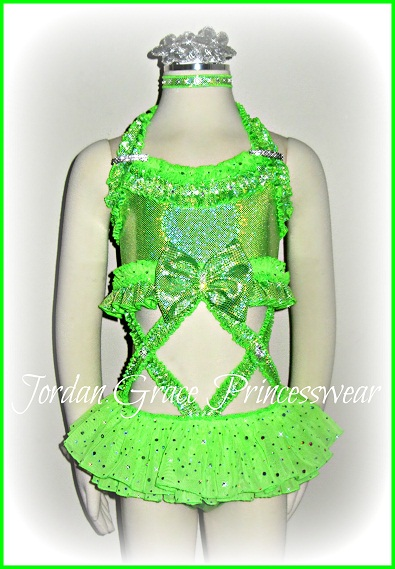 Swimwear 100-Jordan Grace Princesswear custom pageant swimwear