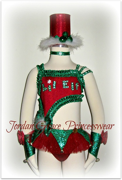 Swimwear 103-Jordan Grace Princesswear Custom Pageant Swimwear