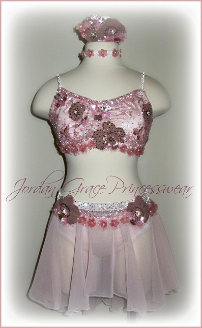 """Breath of Heaven""-Jordan Grace Princesswear custom dance costume"