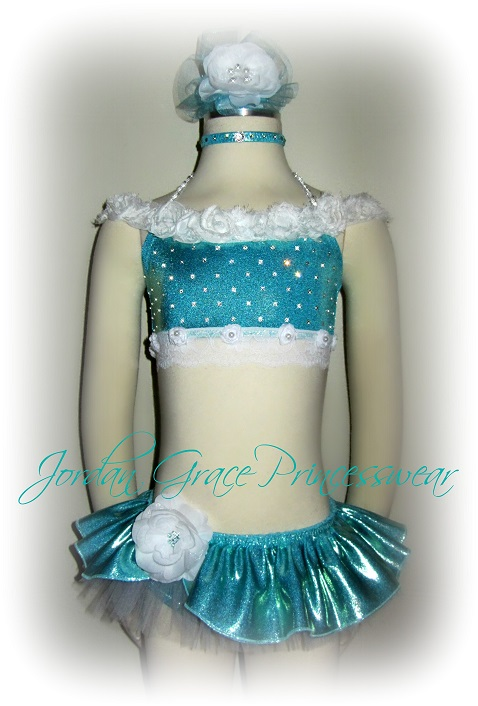 Swimwear 106-Jordan Grace Princesswear custom pageant swimwear