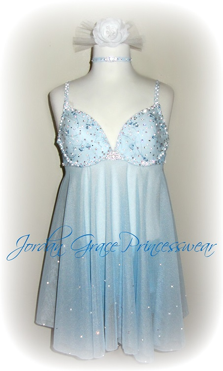 """Come Home""-Jordan Grace Princesswear custom lyrical dance costume"