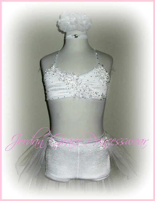 """Angel Standing By""-Jordan Grace Princesswear custom dance costume"