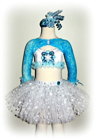.-Jordan Grace Princesswear custom dance costume