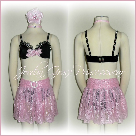Sophie-Jordan Grace Princesswear lyrical/contemproary dance solo costume